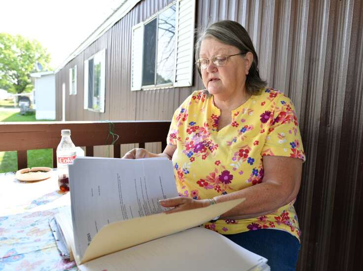 A year and four appeals later, Cedar Rapids woman still trying to recover from derecho