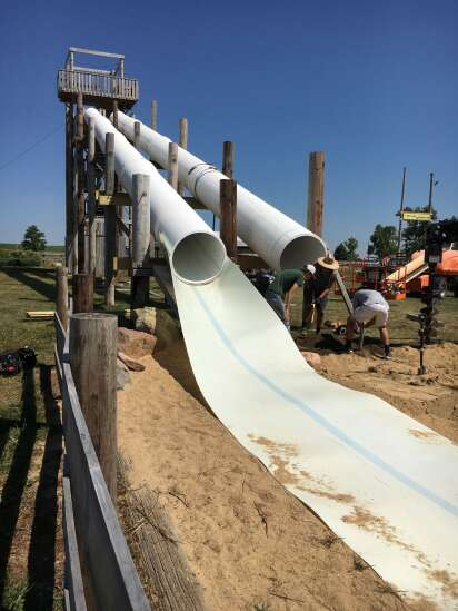 A Day Away: Visit Bloomsbury Farm in Atkins for the corn maze, super slide and much more