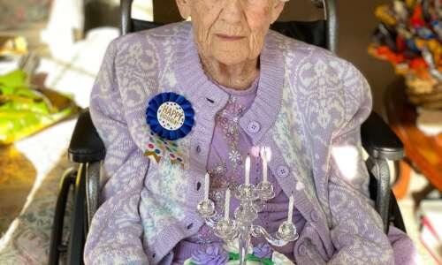 Former Keokuk County woman to turn 108