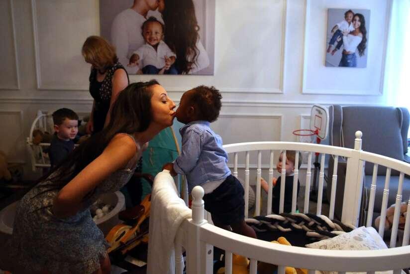 Cedar Rapids family's adoption gains attention on TikTok