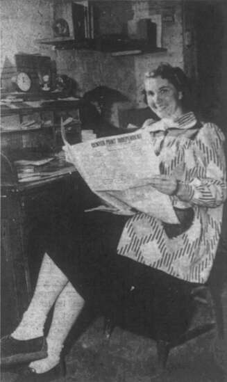 Time Machine: Journalist Jean Strong left Iowa for Life magazine … but came back
