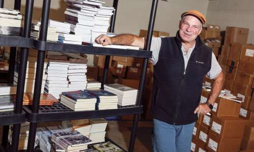North Liberty-based publisher Ice Cube Press showcases Midwest authors, stories