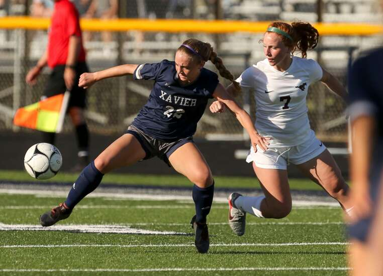 Iowa high school girls' state soccer 2021: A closer look at the tournament