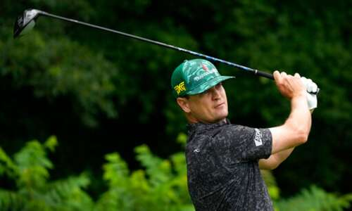 Zach Johnson tests positive for COVID-19, out of British Open