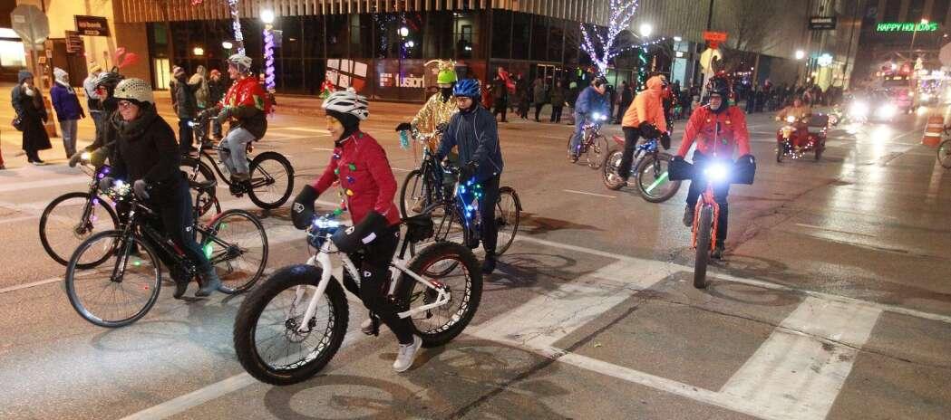 Hawkeye Bicycle Association celebrating 50 years in the saddle