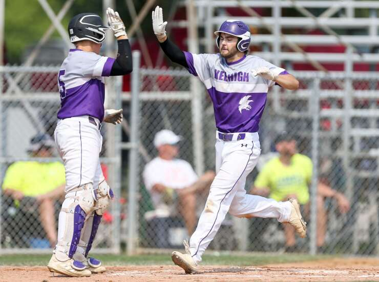 Comeback victory propels Lansing Kee past Remsen St. Mary's, into Class 1A state baseball title game