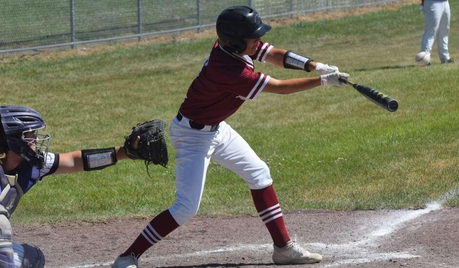 Hillcrest sweeps home baseball tournament