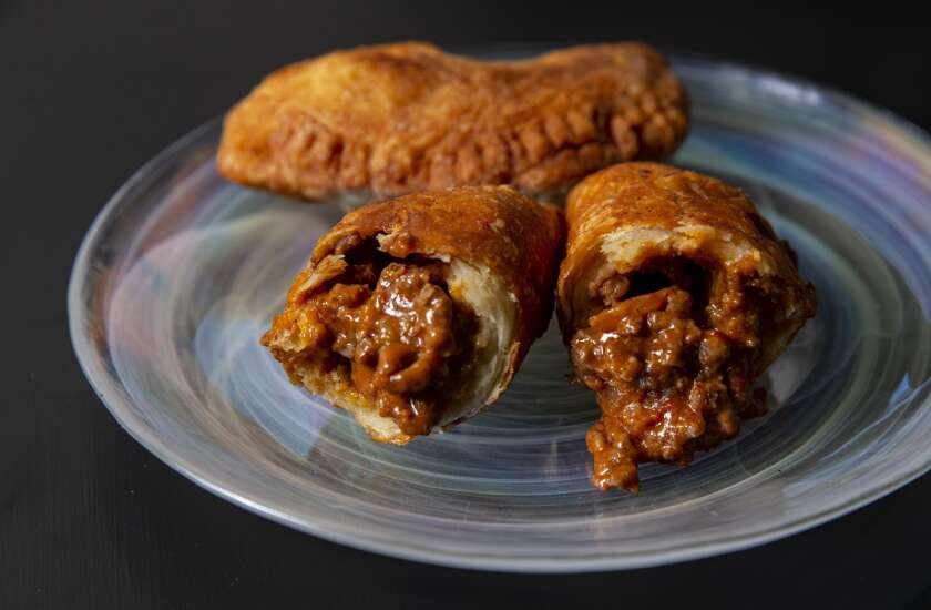 Mad About Food: Homemade pocket recipes perfect for back-to-school meals