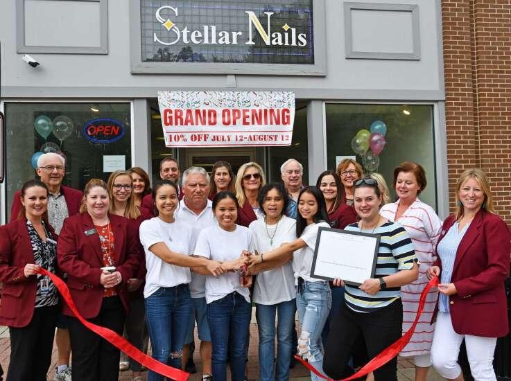 Stellar Nails opens in Washington