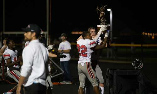 Welcome back, old friends: City High, Linn-Mar are 3-0