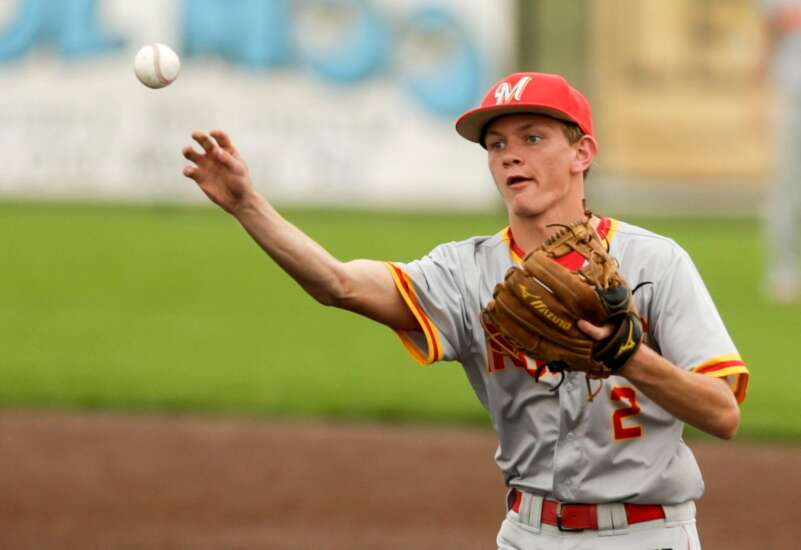 Marion shows more mid-season form to reach Metro baseball tournament final