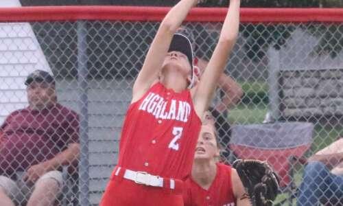 Highland, WMU softball delayed in 6th