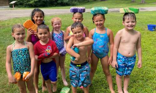 Youth enjoy final week of Summer Rec