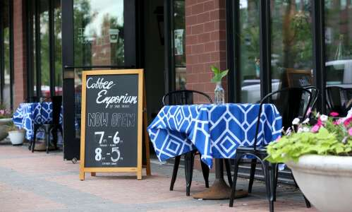 Coffee Emporium expands to Coralville, adding cocktails and gelato