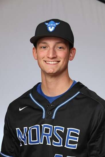 Starting pitcher Nick Dufoe helps Luther capture American Rivers Conference baseball tournament title