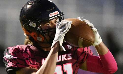 Photos: Iowa City West at Cedar Rapids Prairie football