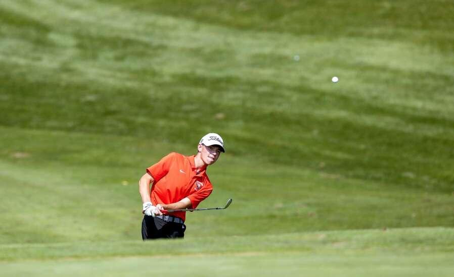 Photos: 2021 CRANDIC boys' golf tournament
