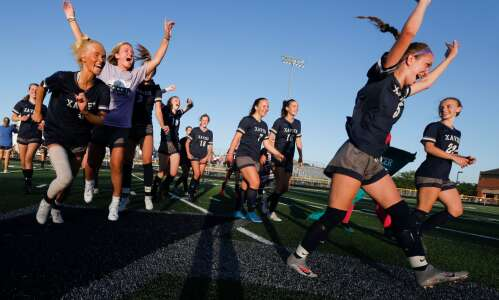 Xavier girls back to state after win over Mount Vernon