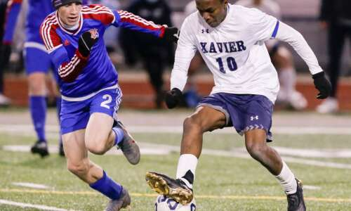 Photos: Xavier vs. Washington boys' soccer