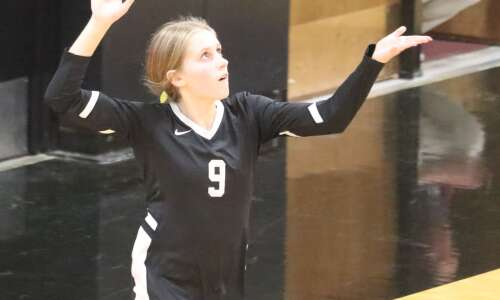 Fairfield volleyball knocked out of regional tournament