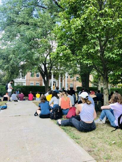 Police seek help investigating alleged sex assault at University of Iowa 'FIJI' fraternity