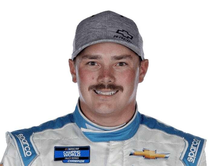 Brett Moffitt races around Iowa during Olympic break