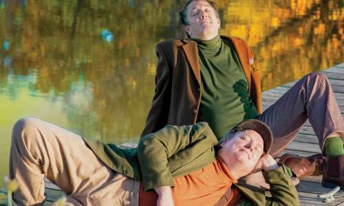 'Frog and Toad' hopping onto Brucemore stage
