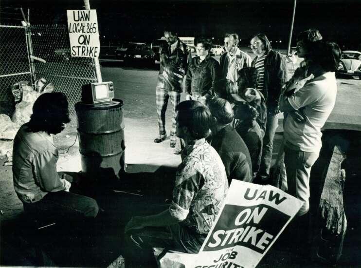 Last strike against Deere lasted 163 days