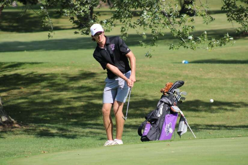 Iowa Wesleyan update: Men's golf 11th at Central Classic