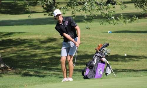 Iowa Wesleyan update: Men's golf 11th at Central