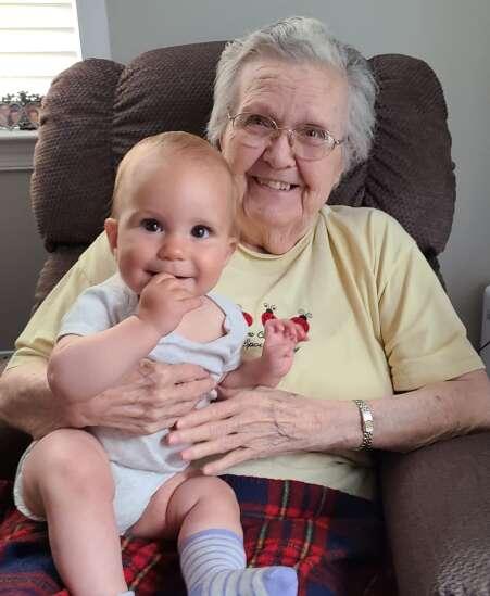 JoAnn James to turn 90
