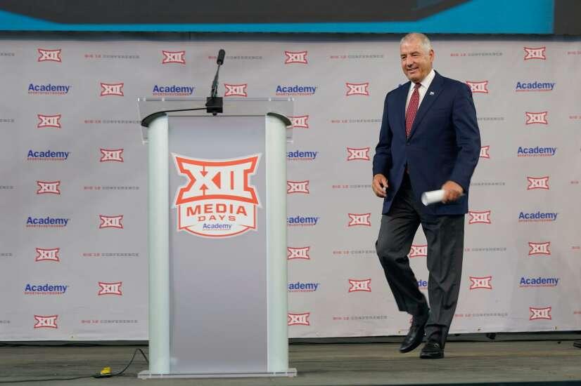 Big 12 sends ESPN cease and desist letter as realignment developments continue
