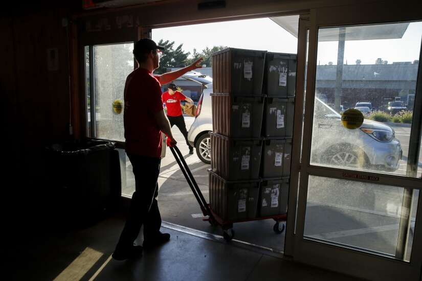 Home food delivery still going strong for Iowa businesses