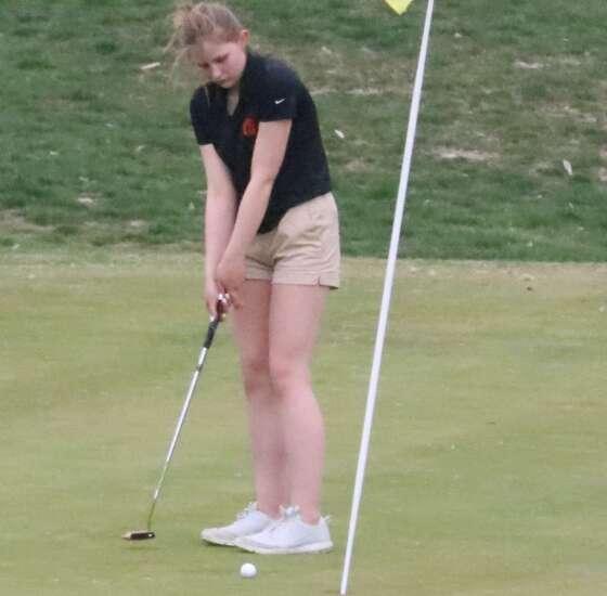 Mt. Pleasant 1st, Fairfield 3rd at Trojan's golf meet