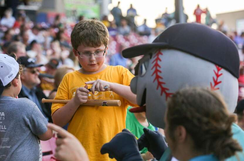 Cedar Rapids Kernels thankful for a lot of things