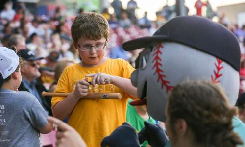 Cedar Rapids Kernels thankful for a lot of things, including…