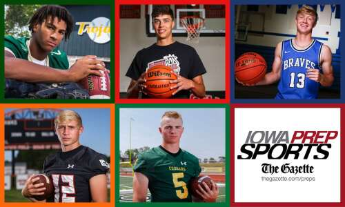 Meet the 2021 Gazette Male Athlete of the Year finalists