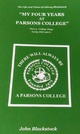 'My Four Years at Parsons College' tells story of Fairfield school's tumultuous era