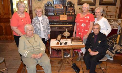 Questers glimpse museum upgrades