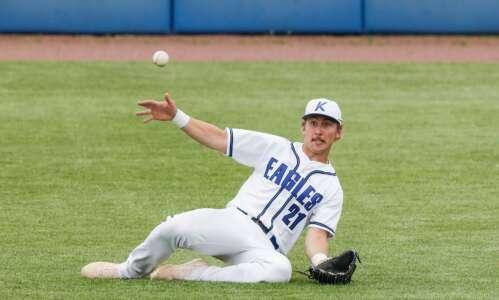 Joel Vaske fuels hot Kirkwood baseball team