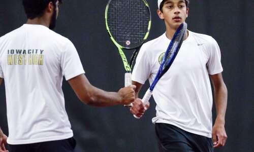 Iowa City West, Xavier tennis teams aim to 'repeat'