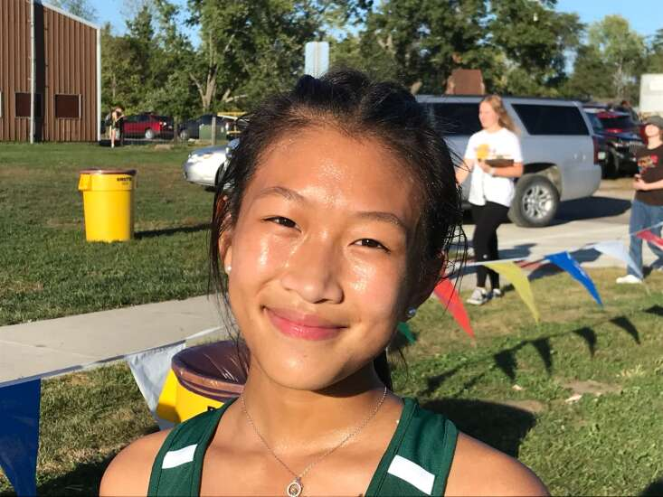 Eastern Iowa Classic cross country: It's a West-fest atop the standings