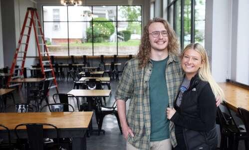 Couple open Tru Coffee in Iowa City's Northside