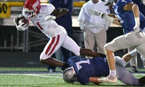 Photos: Cedar Rapids Washington vs. Cedar Rapids Xavier football