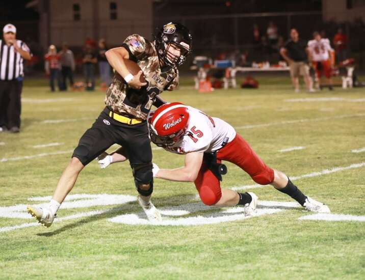 Sigourney-Keota up to 5th, New London to 7th in football rankings