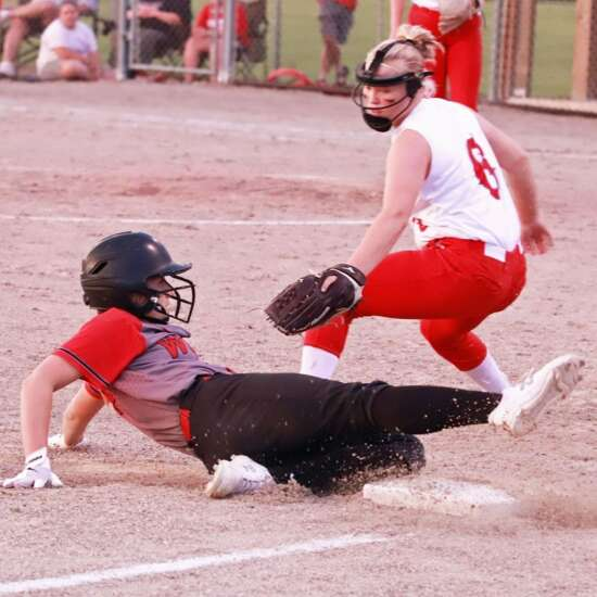 Miller home run, Anderson battery, WMU defense get softball win over Highland