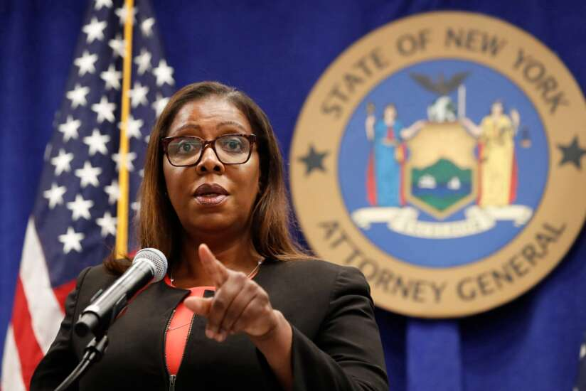 NY attorney general says Trump Org probe is now criminal
