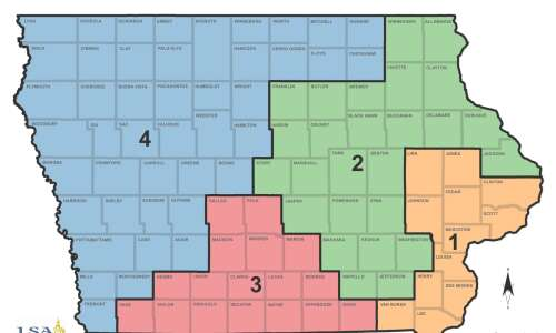 For most part, Iowans like redistricting plan in public comments