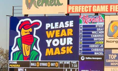 Looking for a Kernels mask? Go online