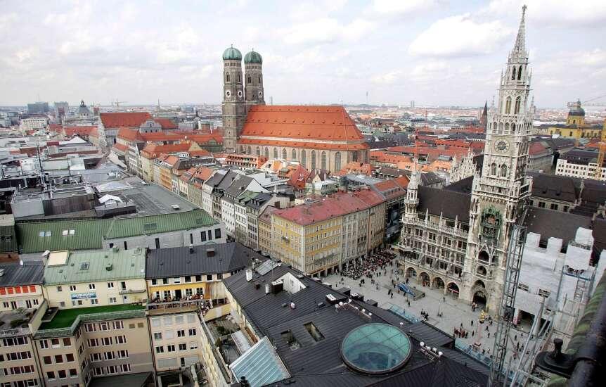 Take a virtual tour of Germany